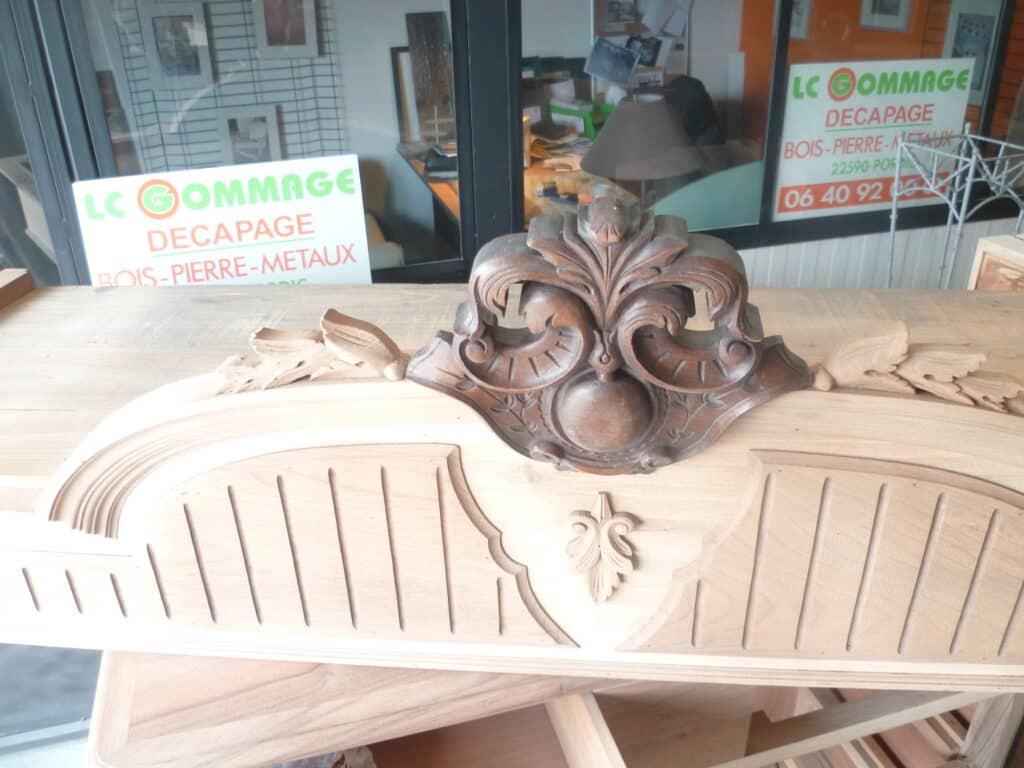 LC GOMMAGE est un atelier de décapage par sablage et aérogommage