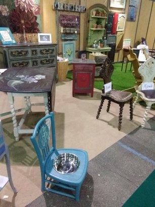 meubles peint